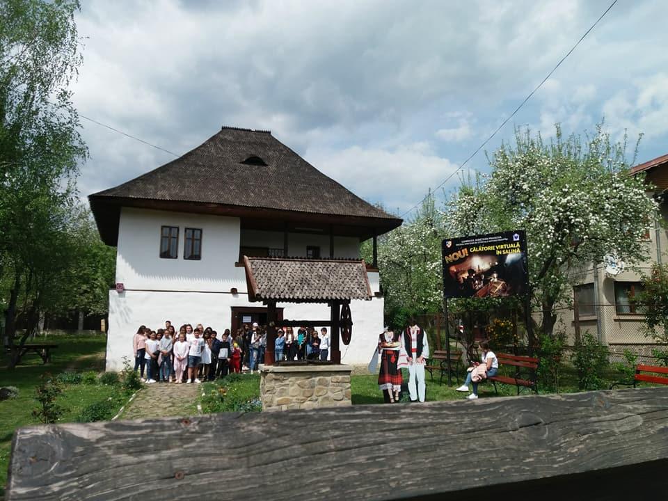 Excursie Salina Slanic -1