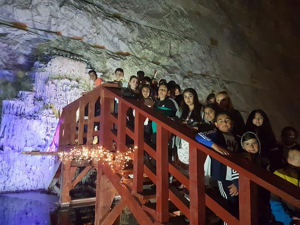 Excursie Salina Slanic -2